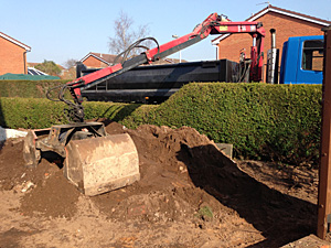 Site Clearance Chester